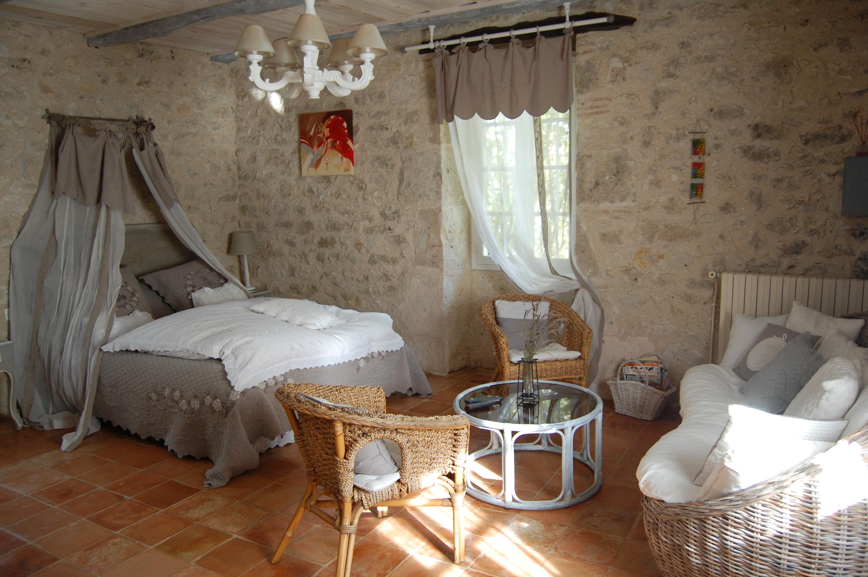 chambre d'hôte romantique
